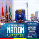 Shatta Wale addresses the state of the music industry (Video)