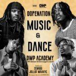 DopeNation X Dancegod Lloyd X Afrobeast - Music And Dance EP (Prod. By DopeNation)