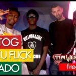 Yaw Tog, Kweku Flick And Amerado Freestyle On Tim Westwood TV