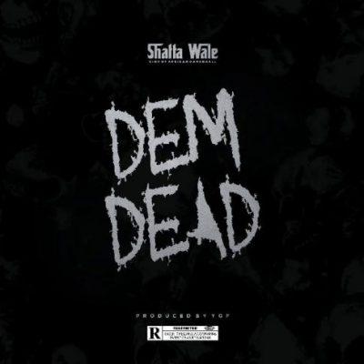 Shatta Wale Dem Dead cover art 500x486 1