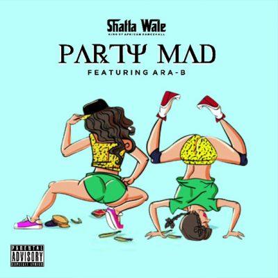 Shatta Wale x Ara b Party Mad ndwompafie