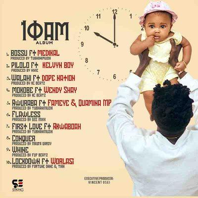 Strongman 10AM album