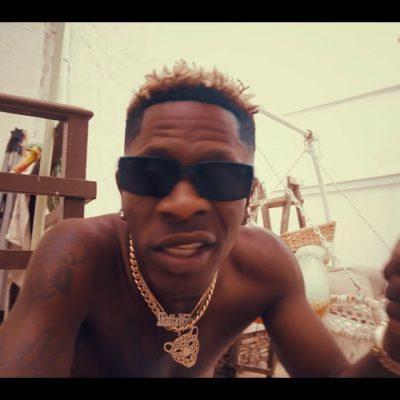 shatta wale lift official video